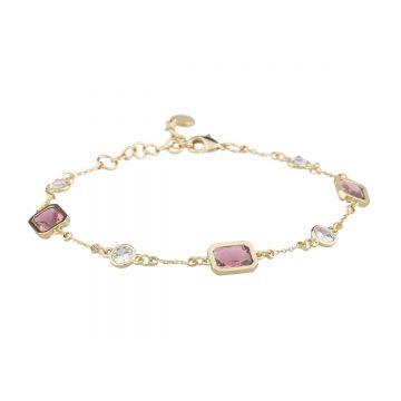 Käevõru Troy kuld/roosa